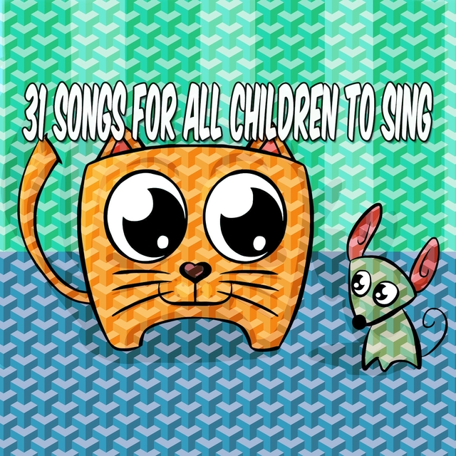 Couverture de 31 Songs for All Children to Sing