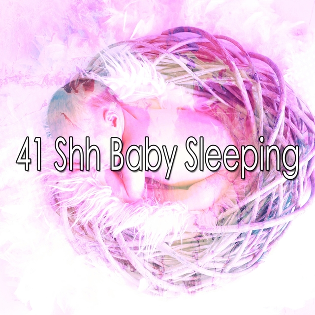 41 Shh Baby Sleeping