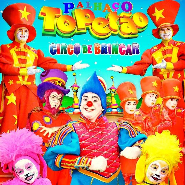 Circo de Brincar, Vol. 1
