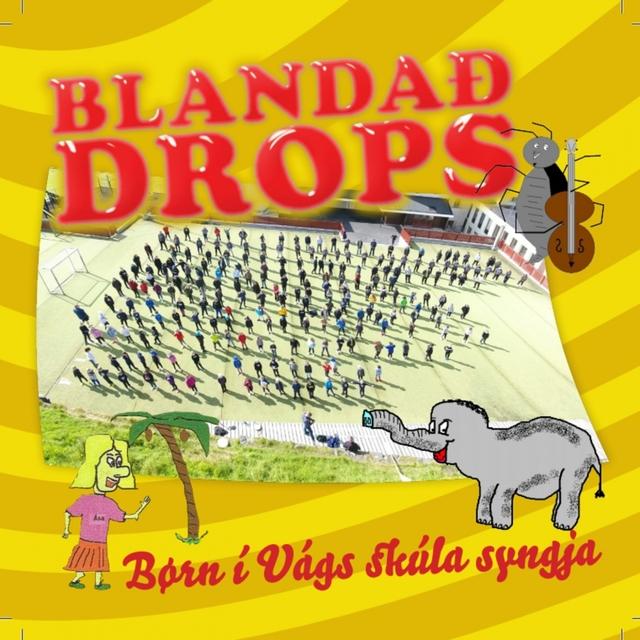 Blandað Drops