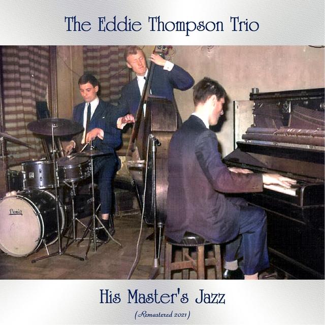 Couverture de His Master's Jazz