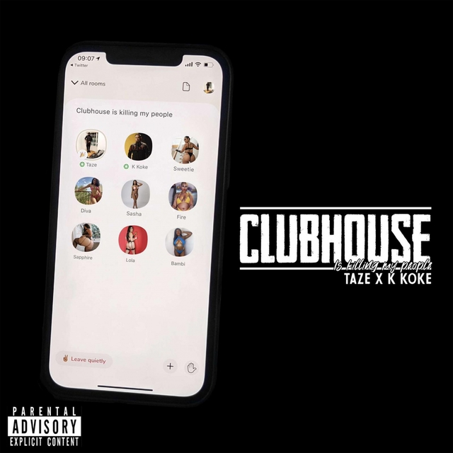 Couverture de Clubhouse Is Killing My People