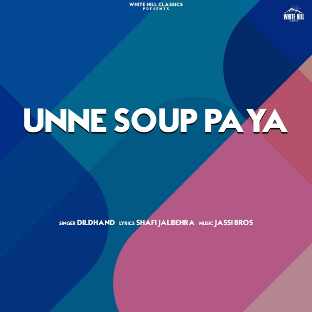 Unne Soup Paya