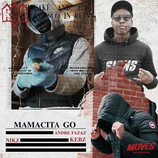 Couverture de Mamacita Go