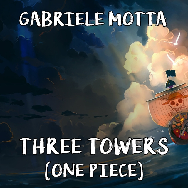Couverture de Three Towers
