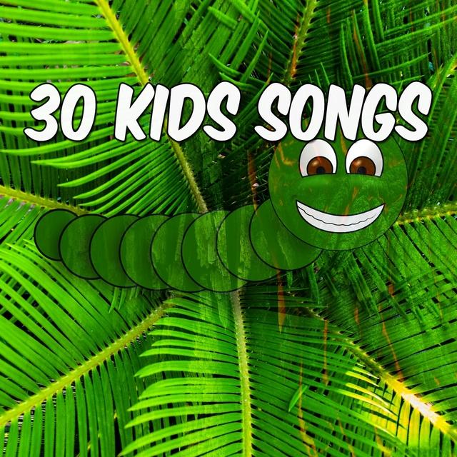 Couverture de 30 Kids Songs