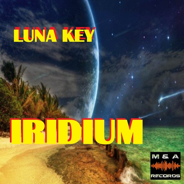 Couverture de Iridium