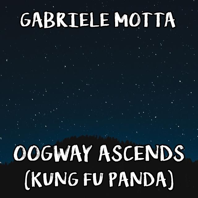 Couverture de Oogway Ascends
