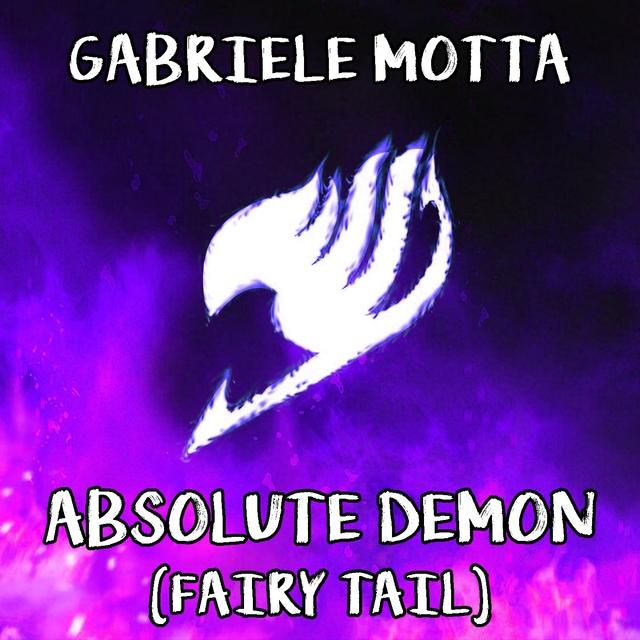 Couverture de Absolute Demon