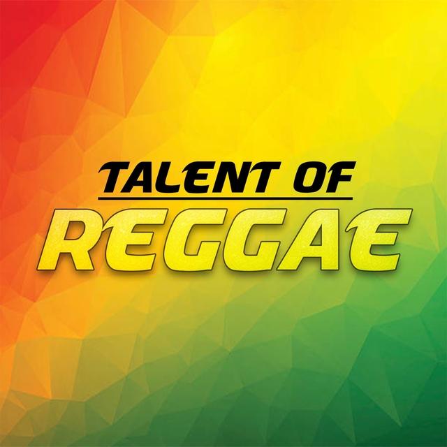 Couverture de Talent of Reggae