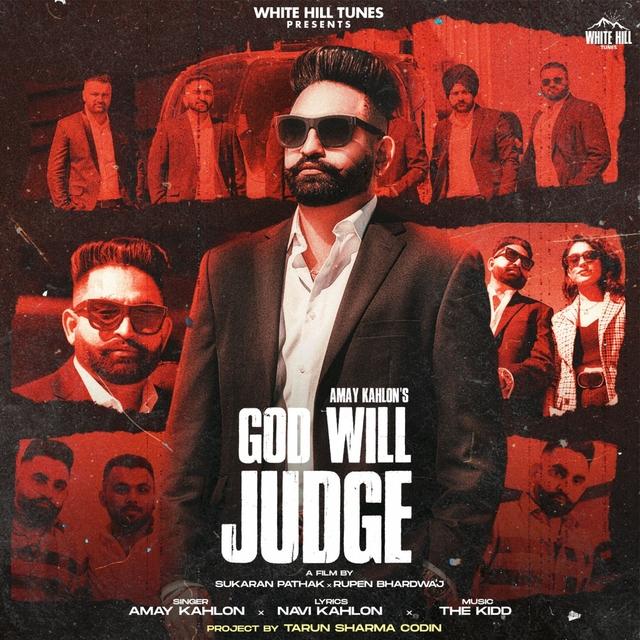 Couverture de God Will Judge