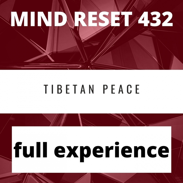 Couverture de Tibetan Peace