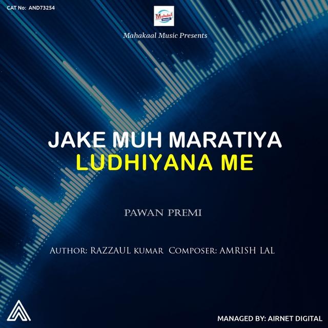 Jake Muh Maratiya Ludhiyana Me