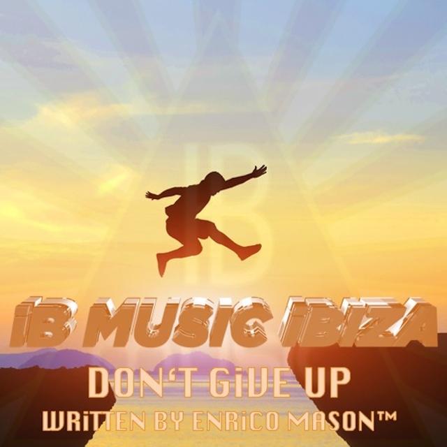 Couverture de Don't Give Up