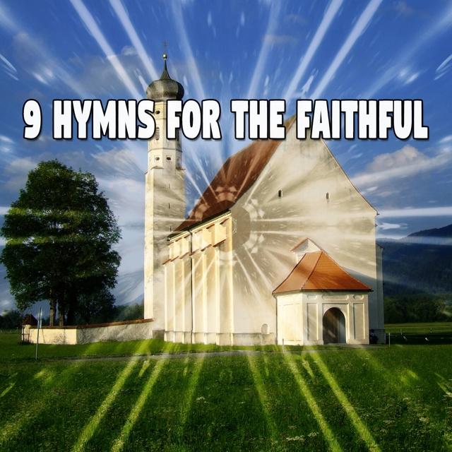 Couverture de 9 Hymns for the Faithful