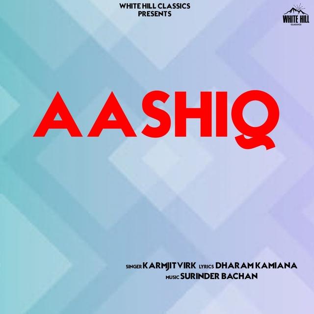 Couverture de Aashiq