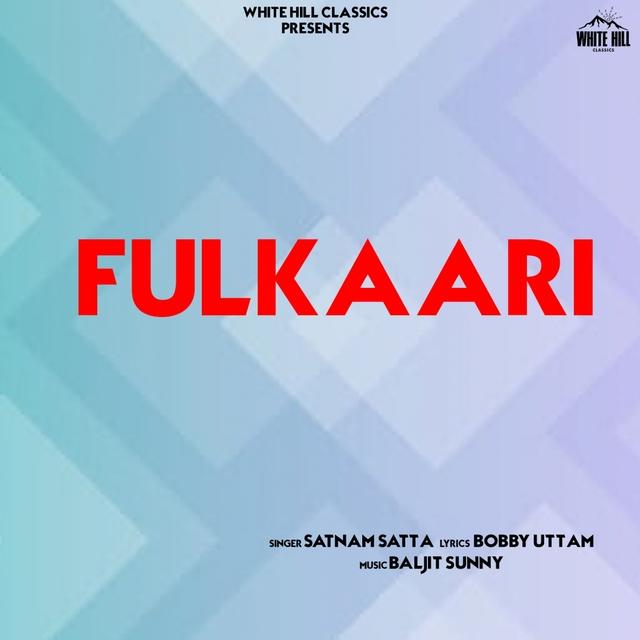 Couverture de Fulkaari
