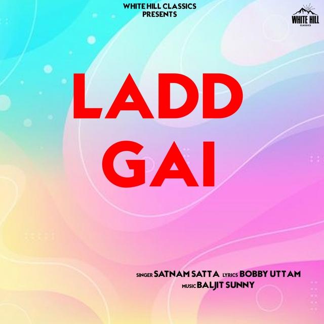 Couverture de Ladd Gai