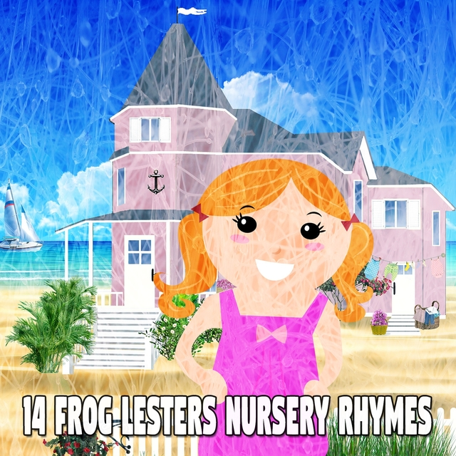 Couverture de 14 Frog Lesters Nursery Rhymes