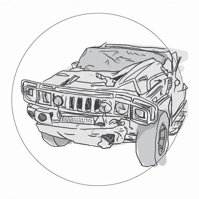 Couverture de Hummer Party - Single