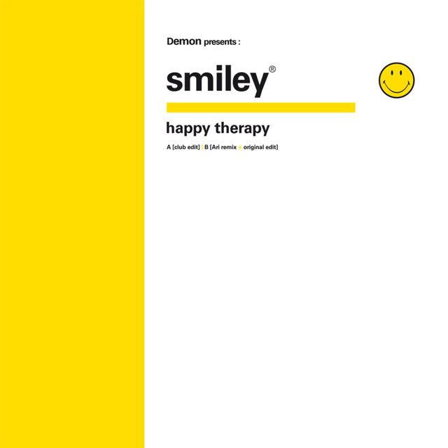 Couverture de Happy Therapy