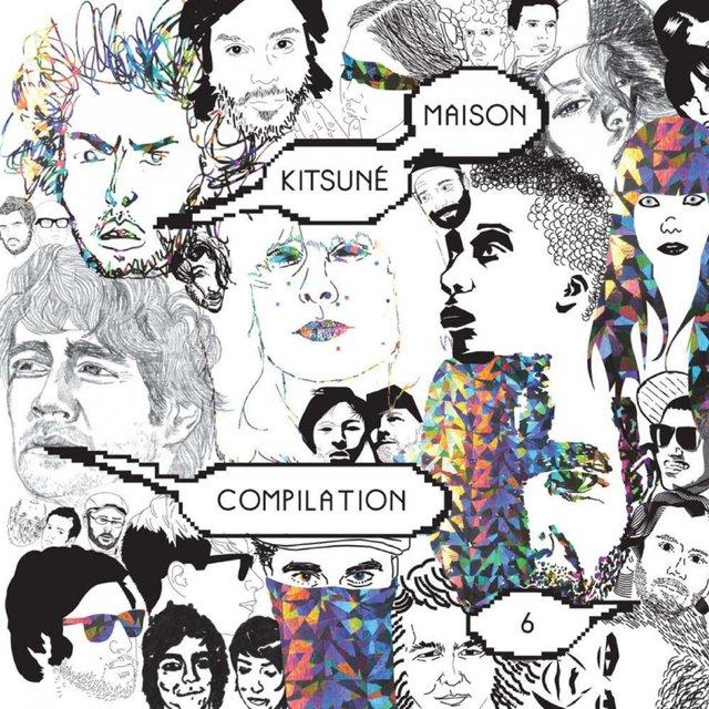 Couverture de Kitsuné Maison Compilation 6