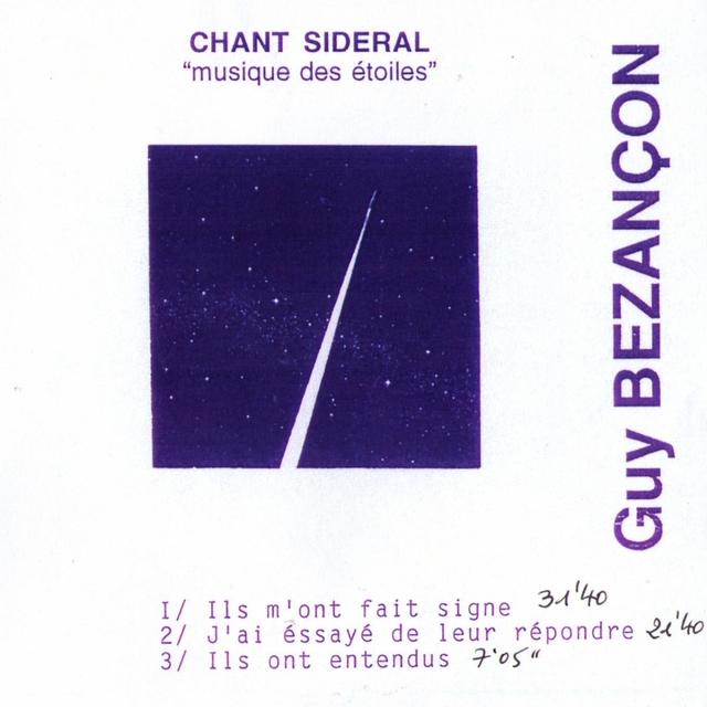 Chant sidéral