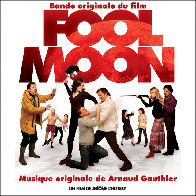 Couverture de Fool Moon (Bande originale du film)