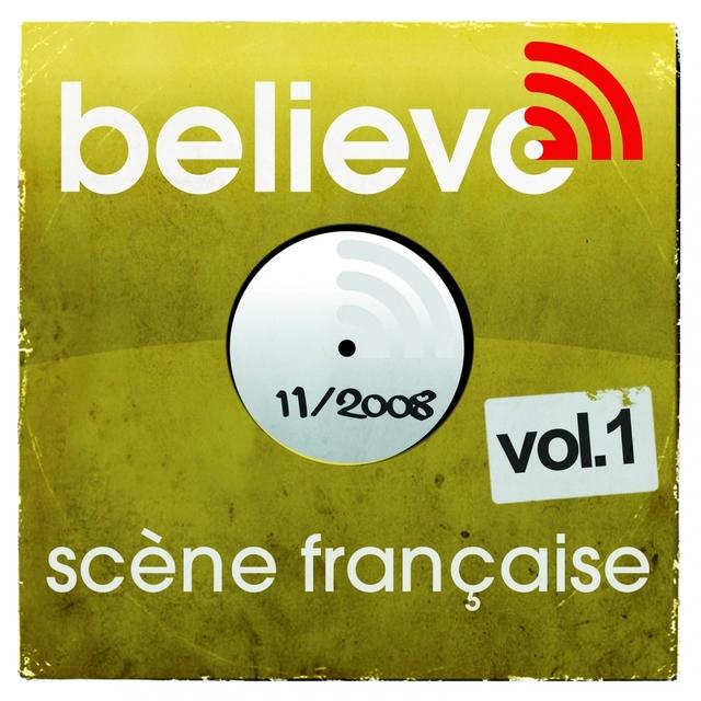 Believe Digital Sessions - Scène Française vol.1