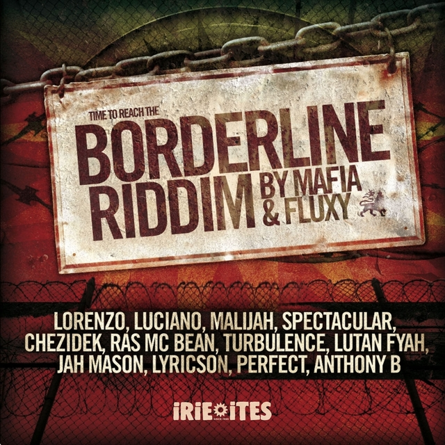 Couverture de Borderline Riddim