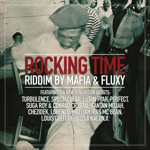 Couverture de Rocking Time Riddim
