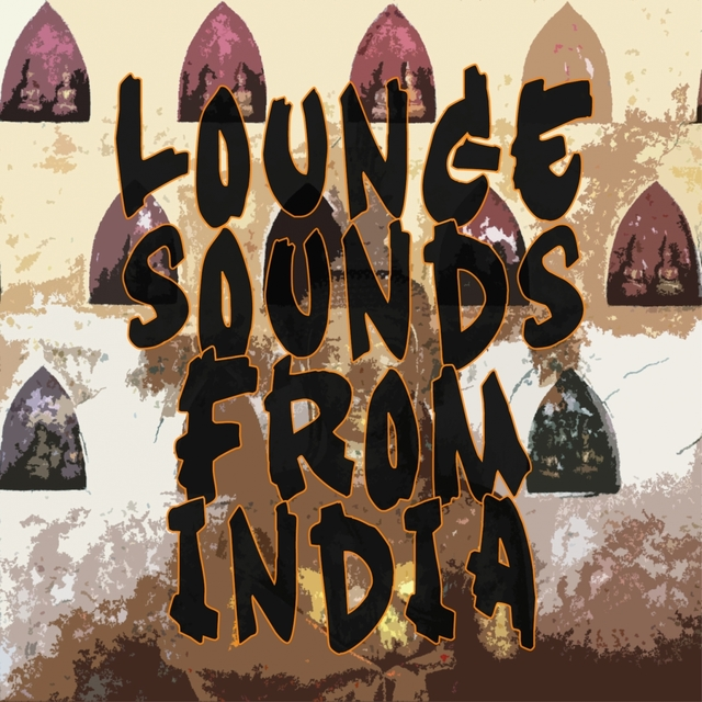 Couverture de Lounge sounds from India