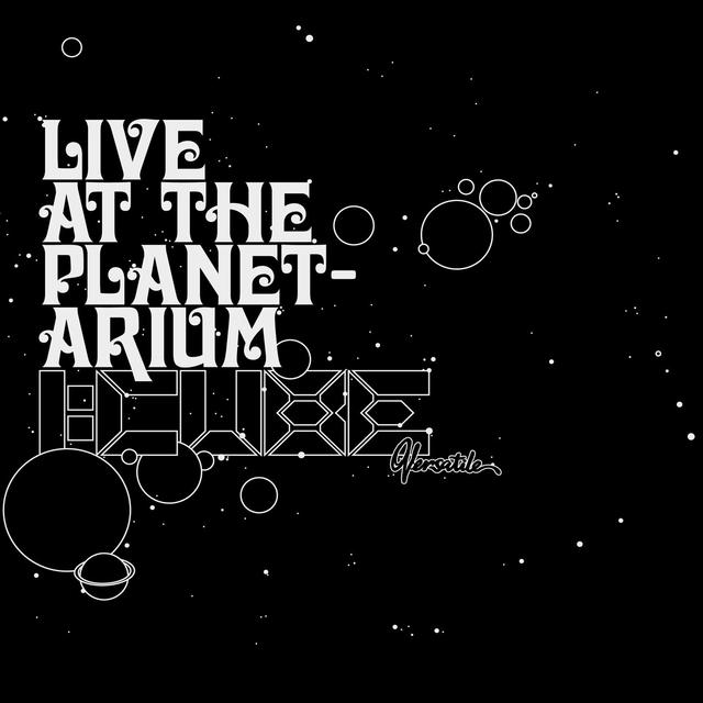 Live At The Planetarium