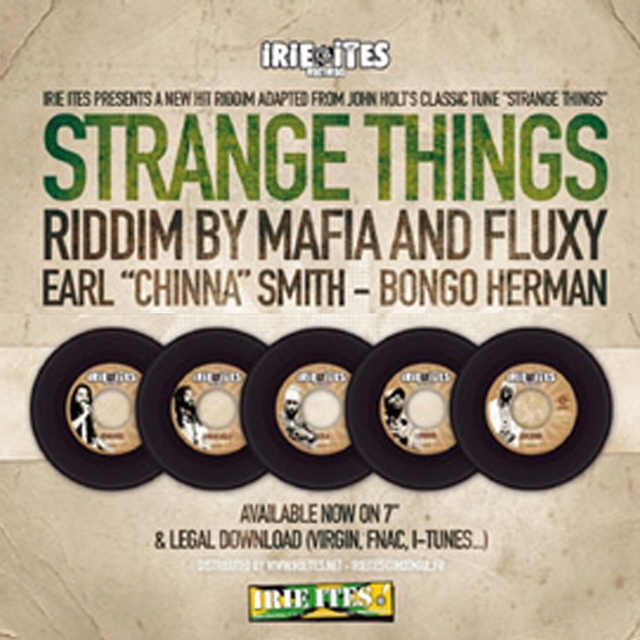 Strange Things Riddim - 7'' Release