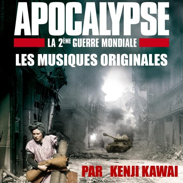Couverture de Apocalypse, la 2ème guerre mondiale