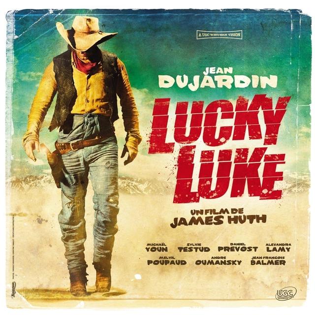 Couverture de Lucky Luke