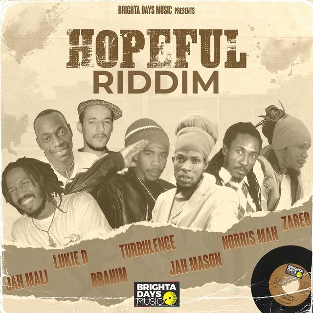 Couverture de Hopeful Riddim