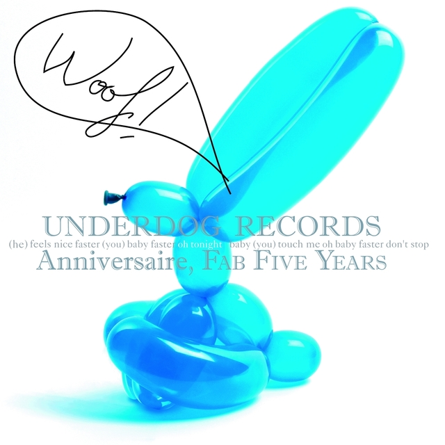Underdog Records Fab Five Years