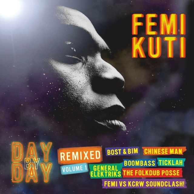 Day By Day Remixed, Vol. 1