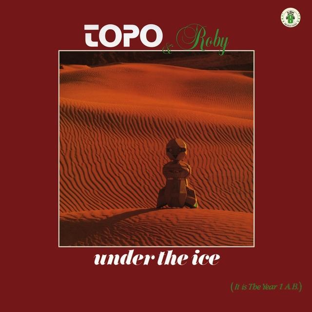 Couverture de Under the Ice