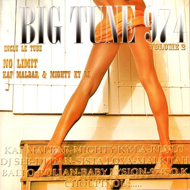 Couverture de Big Tune 974, Vol. 2