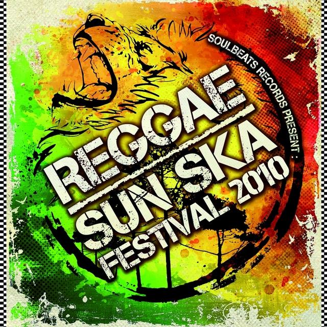 Couverture de Reggae Sun Ska Festival 2010