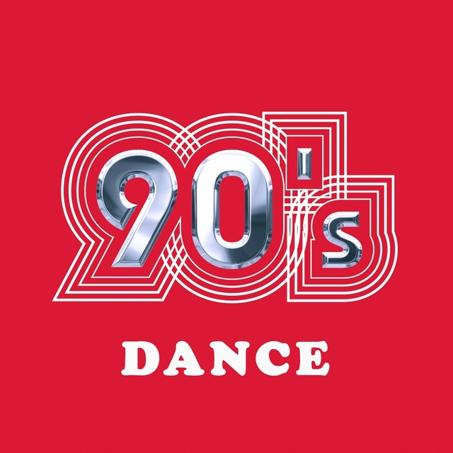 Couverture de Compilation années 90 : 90's dance