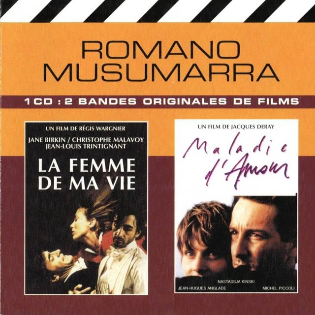 Bande originale du film La femme de ma vie / Maladie d'amour