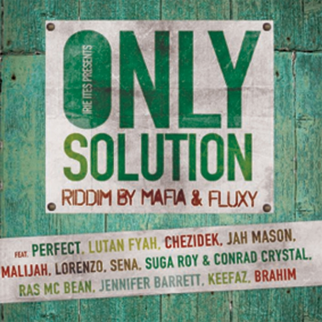 Couverture de Only Solution