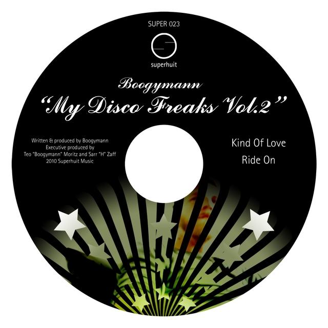 My Disco Freaks, Vol. 2
