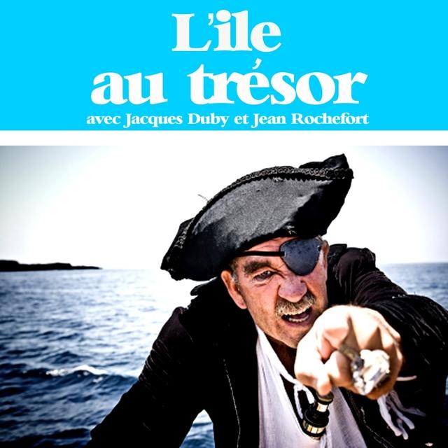 Couverture de Robert-Louis Stevenson : L'île au trésor