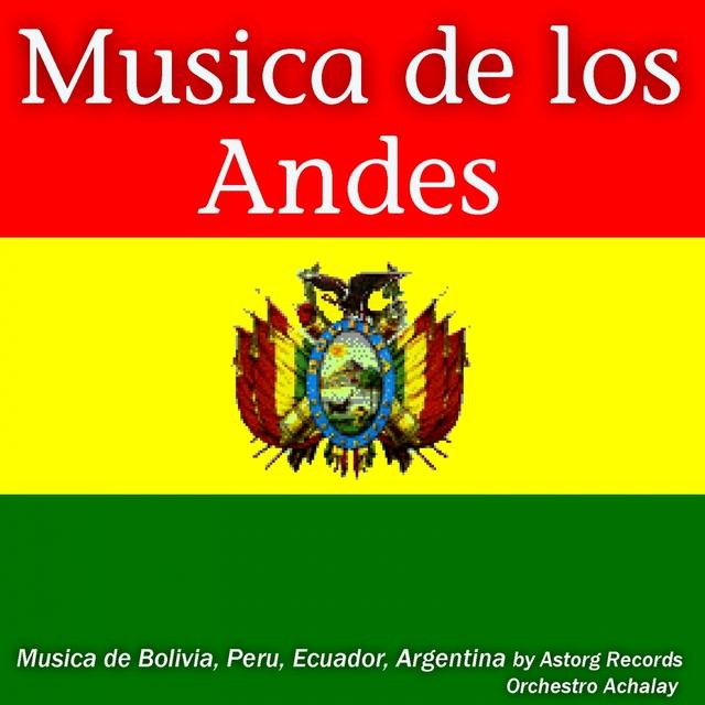 Musica de los Andes