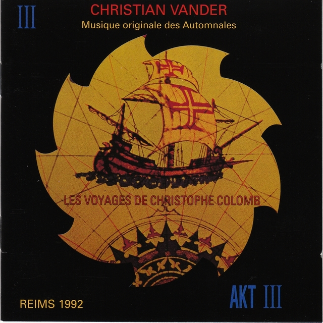 Les voyages de Christophe Colomb