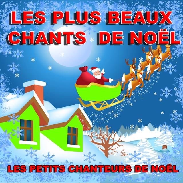 Couverture de Les plus beaux chants de Noël